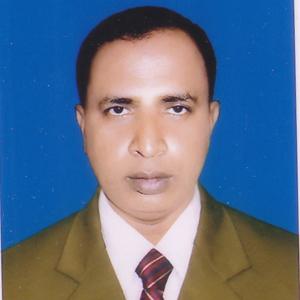Md. Delwar Hossain Prodhan, Vice-Principal, MRGC